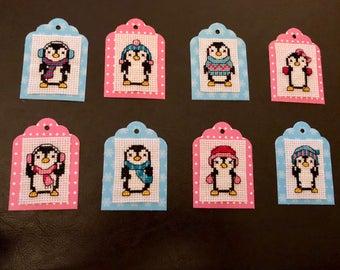 Penguin Christmas Ornaments.
