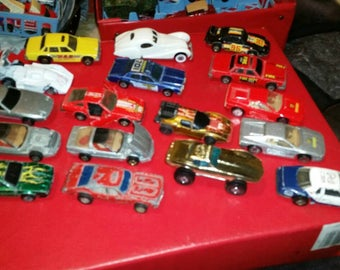 Collectible Hot Wheels and Matchbox cars