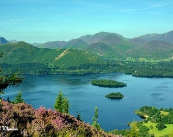 Cat Bells from Walla Cragg