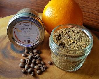 BBQ Coffee & Orange Dry Rub