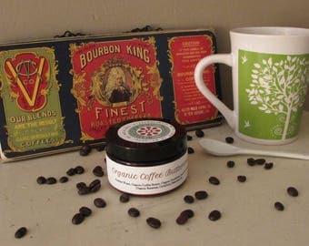 Organic Coffee Buttercream
