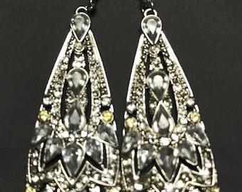 VIntge Art Deco earrings