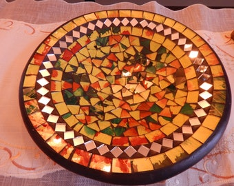 Beautiful Cut Glass Dish