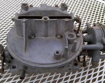 Carburetor Ford 2150 Motocraft Autolite 2 barrel made in USA vintage