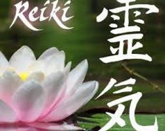 Distance Reiki Treatment