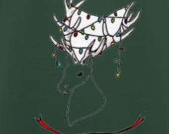 Ugly Christmas Sweater - Deer