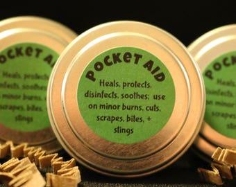 Pocket Aid Healing Salve