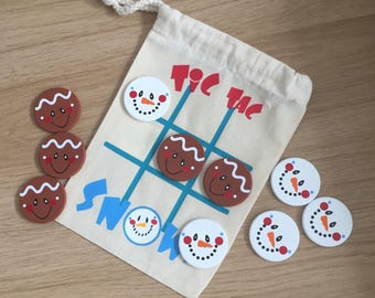 Carry around Tic Tac Toe Travel Game