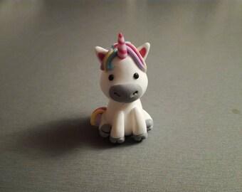 Unicorn figurine