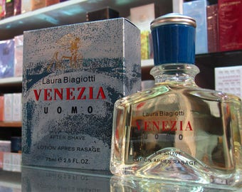 Venice man-Laura Bailiff Aftershave Lotion 75ml-aftershave