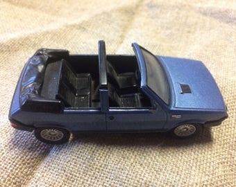 Solido Fiat Ritmo Cabriolet scale 1:43 no.1303