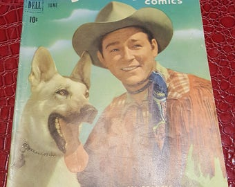 Roy Rogers Comics ((And Trigger, # 92 on) #42 1951/FINE