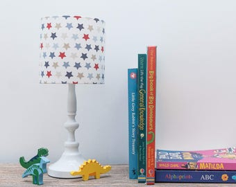 Star Drum Lampshade. 15/20/30cm
