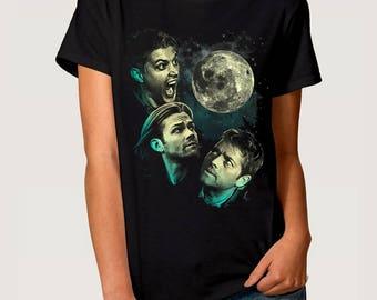 Supernatural 'Fullmoon' T-shirt, Men's Women's All Sizes