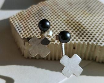 Cyanide Earrings