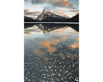 Banff Wall Art, Landscape Photography, Scenery Prints, Canadian Rockies, Nature Art