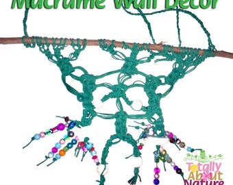 Macramé Wall Décor