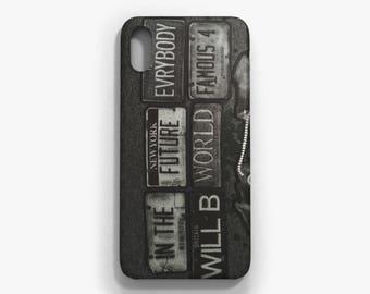 Road Phone case, iPhone X, iPhone 8/8 Plus, iPhone 7/7 Plus, iPhone 6 6S, iPhone 6 Plus 6S Plus, Samsung Galaxy S8/S8 Plus case