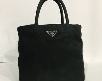 Authentic Prada Nylon ToteBag