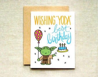 how to say happy birthday star wars style