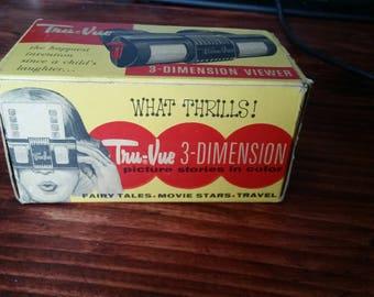 Tru-Vue 3 Dimensional Viewer No. 502