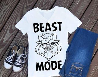 Beast mode svg, svg disney, beauty beast svg, svg beast mode, svg beauty beast, disney svg, disnet t shirt, t shirt disney, beast mode shirt