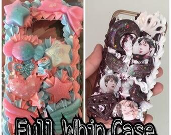 Custom Whip Cases