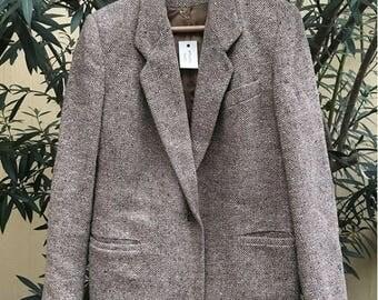 90's Wool Blazer