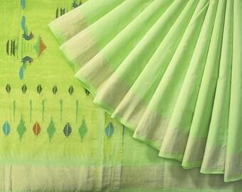 Cotton Paithani Saree PAI1CSAR91