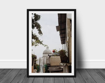 Rustic spanish village photography (Print)