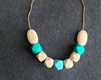 Teething / Nursing Necklace