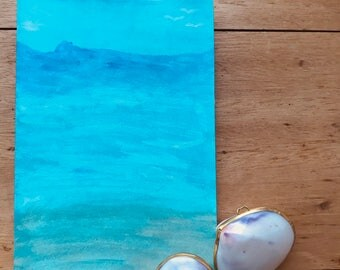 Stormy Sea - Painting