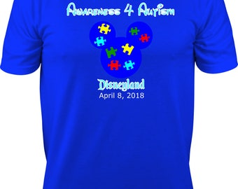 Awareness 4 Autism Kids Event Shirt
