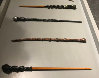 WANDS inspired by your favourite witches and wizards
