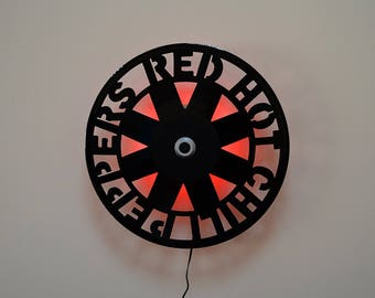 Red Hot Chili Peppers wall night light Wall Lighting Night Light Function