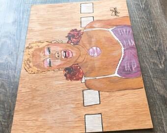 Kelis painting Original