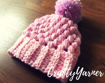 Princess bobble hat