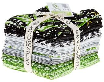 Greenery Fat Quarter Bundle 20 pcs
