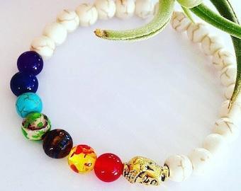 Seven Chakras Bracelet