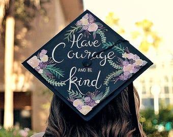 Customized Decorated Graduation Caps