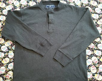 Vintage Ralph Lauren Polo Sport long sleeved SHIRT