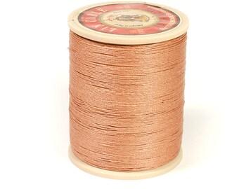 Sajou Waxed  Linen Thread: Fawn