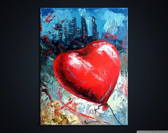Balloon  30x40cm  oil on canvas