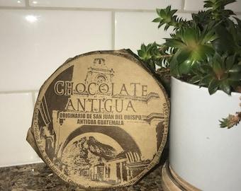 Artisan Guatemalan Chocolate from Antigua