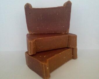 Chocolate Soap «MAYA»