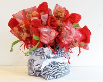 Red Roses Bouquet, Friendship, Love, Flower, Floral, Gift Bouquet,