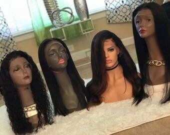 Multiple Wigs