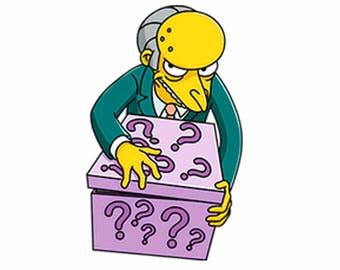 Mystery Gift Box