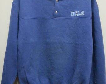 Vintage UCLA Sweatshirt.