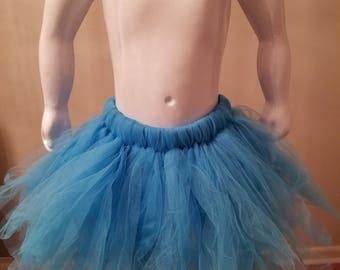 Blue tutu set